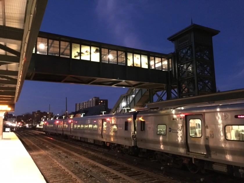 7. Coming back to NYC... Sleepy Hollow's train station.jpg